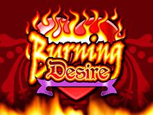 Игровой онлайн-автомат Burning Desire – простая азартная игра