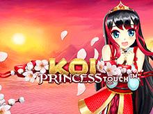 Koi Princess – игровой азартный автомат классического типа